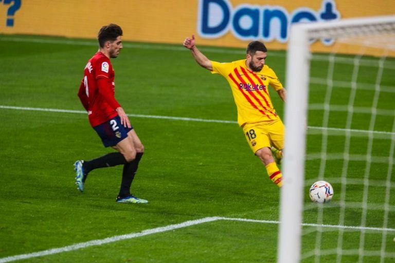 Πέρασε από την Παμπλόνα η Μπαρτσελόνα (0-2), στο -2 από την Ατλέτικο | to10.gr
