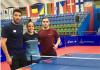 Αναχώρησε για το Κατάρ και το Παγκόσμιο Προολυμπιακό τουρνουά του απλού η ελληνική αποστολή