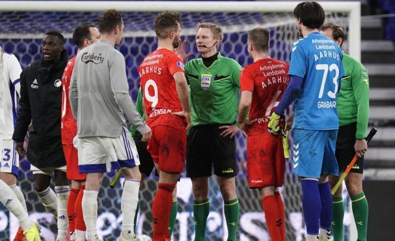 Απίθανο φινάλε στο Κοπεγχάγη-Άαρχους, έληξε 2-3 και έγινε 3-3 με VAR (vid) | to10.gr