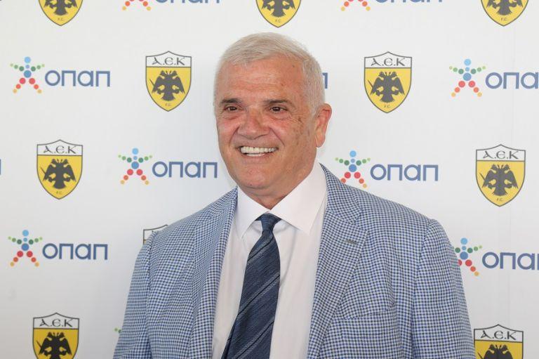 Μελισσανίδης για Γιαννίκη – «Είναι προπονητής με ορίζοντα τριετίας»   to10.gr