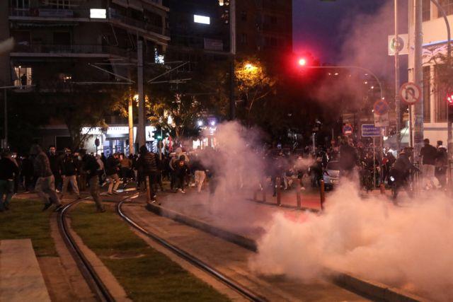 Νέα Σμύρνη : Πορεία μετά τα επεισόδια στην πλατεία | to10.gr