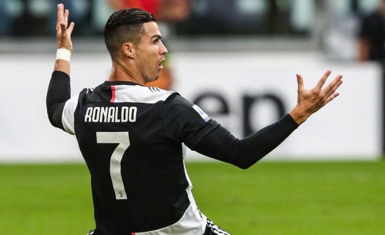 Ο Ρονάλντο έμεινε στον πάγκο και… απογοητεύτηκε | to10.gr