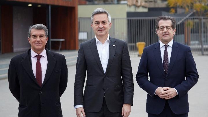 Η «μάχη» των υποψηφίων προέδρων της Μπαρτσελόνα για Μέσι και Τσάβι   to10.gr