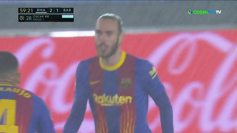 Ρεάλ Μαδρίτης – Μπαρτσελόνα : Μειώνει σε 2-1 ο Μινγκέθα για τους Καταλανούς (vid) | to10.gr