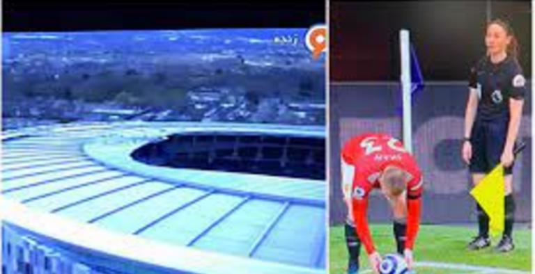 Premier League : Η Ιρανική τηλεόραση «έκοψε» πλάνα γυναίκας βοηθού (pic) | to10.gr