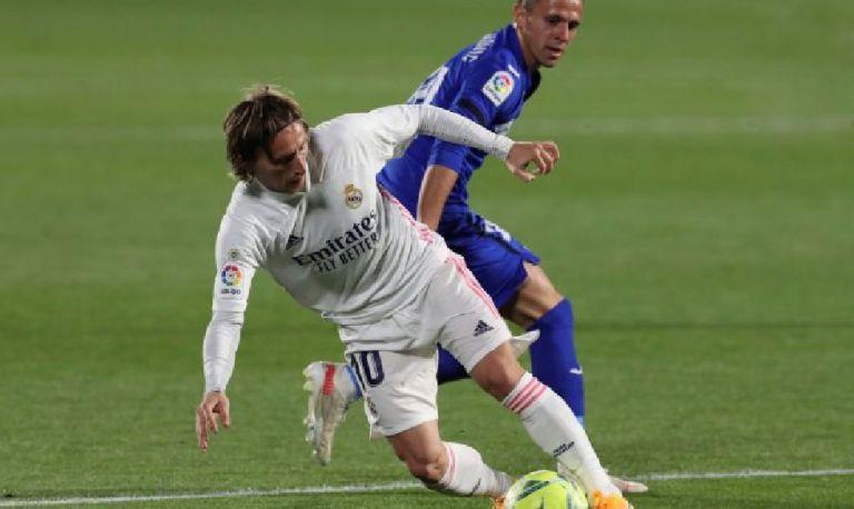 «Φρέναρε» τη Ρεάλ Μαδρίτης η Χετάφε (0-0) | to10.gr