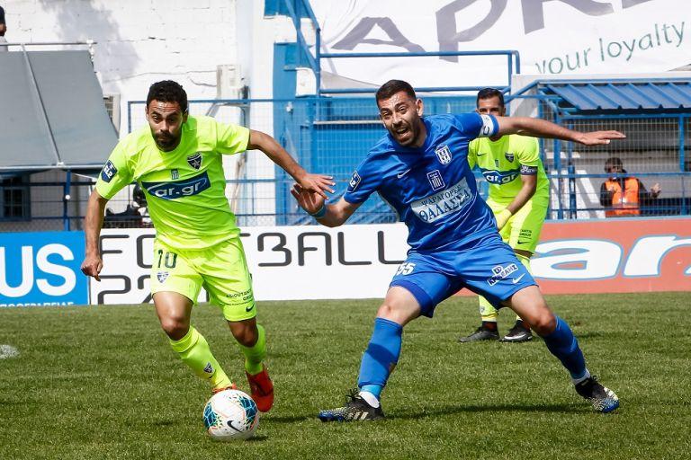 Πέρασε από τη Λάρισα ο Ιωνικός (0-1) – «Γκέλαρε» με την Ιεράπετρα ο Λεβαδειακός (1-1) | to10.gr