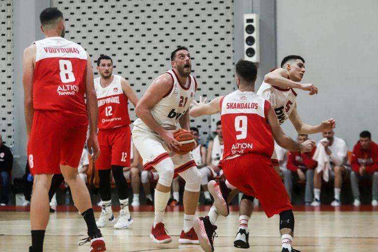 Ολυμπιακός – Πανερυθραϊκός 76-62 | to10.gr