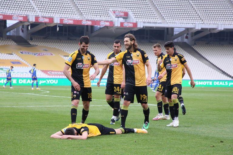 ΑΕΚ – Αστέρας Τρίπολης : Το ξέσπασμα του Λόπες στο 2-1 (vid) | to10.gr