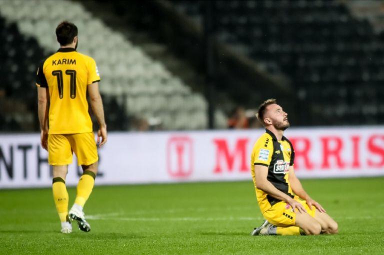 Πρώτος αποκλεισμός στο Κύπελλο μετά από έξι χρόνια για την ΑΕΚ (vid) | to10.gr