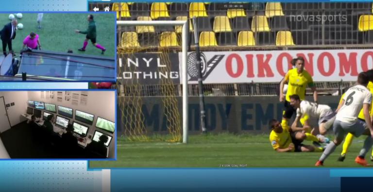 Τραγική άμυνα του Αρη, 2ο πέναλτι στην ΑΕΚ και… 3-0 στο ημίχρονο (Vids) | to10.gr