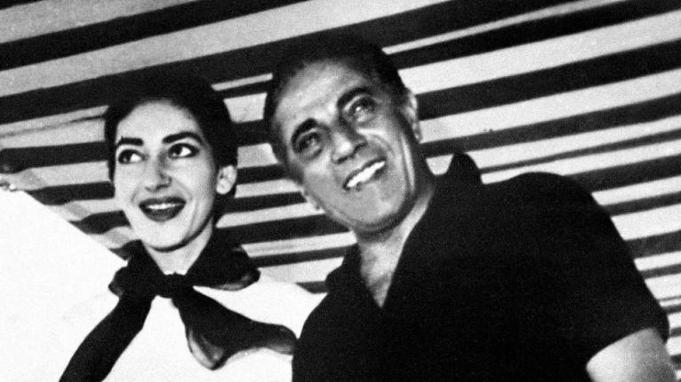 Απίστευτες αποκαλύψεις : Ο Ωνάσης είχε ναρκώσει τη Μαρία Κάλλας για σεξουαλικούς λόγους!   to10.gr