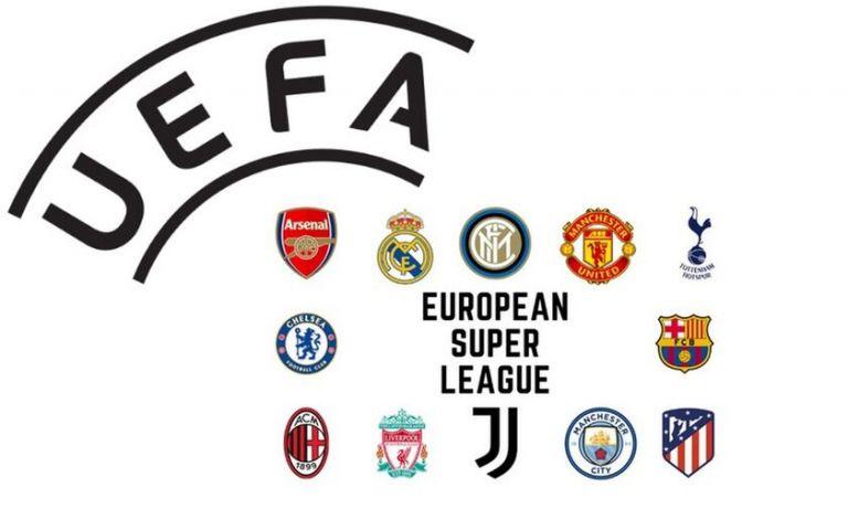 Στην πειθαρχική επιτροπή της UEFA παραπέμπονται Ρεάλ, Μπαρτσελόνα, Γιουβέντους | to10.gr