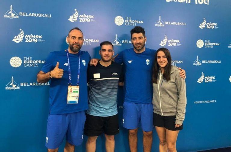 Με Γκιώνη, Σγουρόπουλο, Τόλιου και στο Προολυμπιακό τουρνουά επιτραπέζιας αντισφαίρισης της Ευρώπης | to10.gr