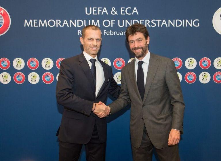 European Super League: Ο Ανιέλι ξεγέλασε τον Τσέφεριν για να προστατέψει τους «επαναστάτες» | to10.gr