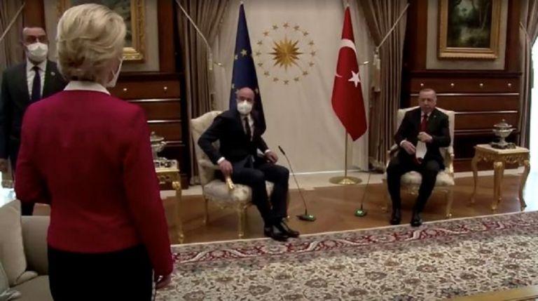 Έξαλλος ο Ντράγκι με το sofagate: «Ο Ερντογάν είναι δικτάτορας» | to10.gr