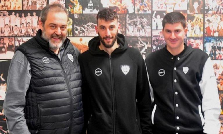 ΠΑΟΚ: Ανανέωσε ο Καμπερίδης | to10.gr