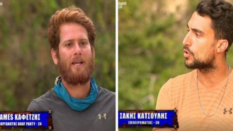Survivor spoiler 07/05: «Θα διώξω και σένα…» – Άγρια επίθεση Τζέιμς σε Σάκη! | to10.gr