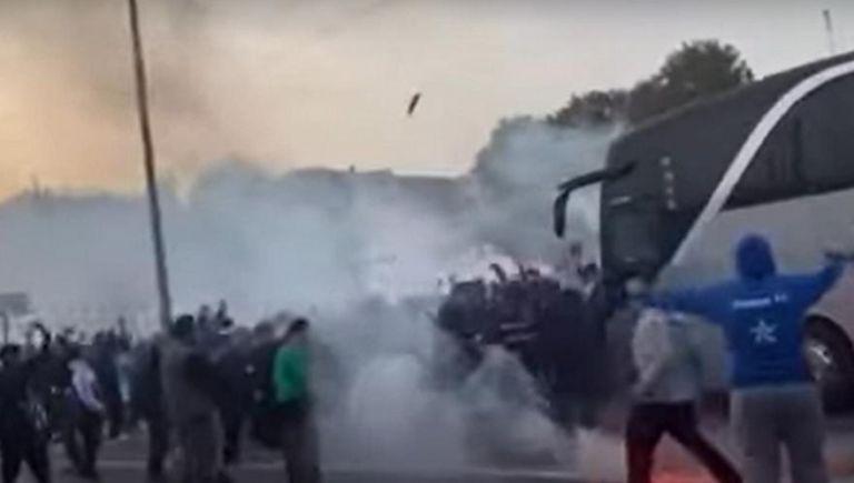 Χαμός στη Νίκαια μετά το διπλό ανόδου του Ιωνικού (vids) | to10.gr