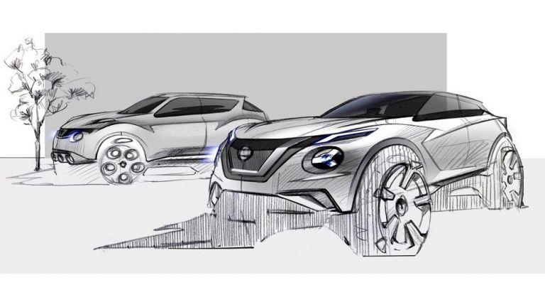 Ηλεκτρικό Juke στα σχέδια της Nissan | to10.gr