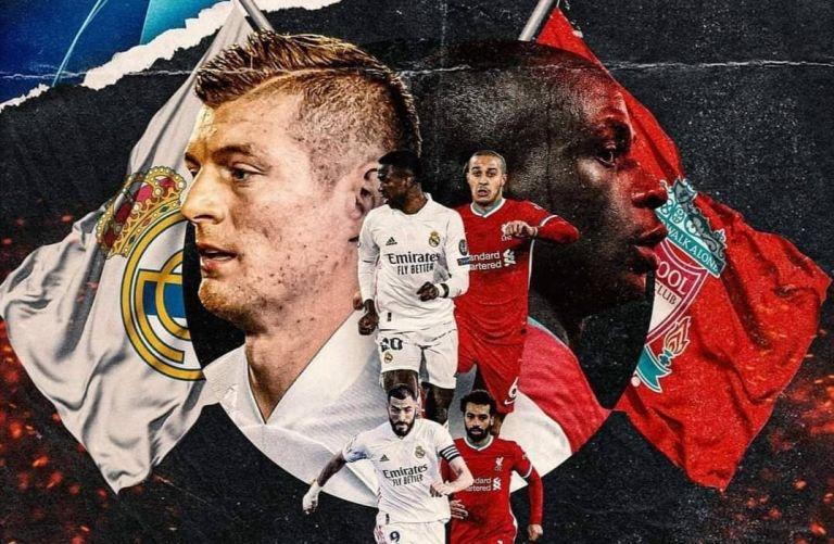 Ρεάλ Μαδρίτης – Λίβερπουλ : Η ώρα των πρωταθλητών (vids) | to10.gr