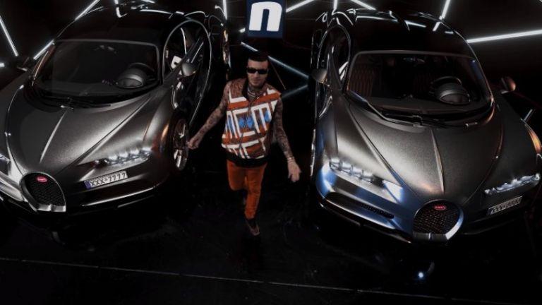 Χαμός με τις δύο Bugatti Chiron των 2,5 εκατ. στο νέο video του Snik: Η επικρατέστερη εκδοχή (vid) | to10.gr