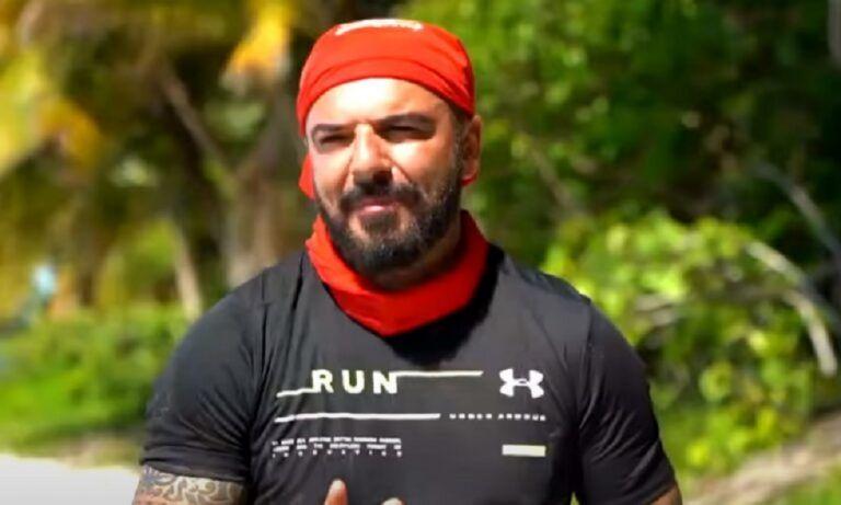 Survivor : Το «κράξιμο» του Τριαντάφυλλου για τον Ντάνο χρόνια πριν μπει στο ριάλιτι | to10.gr