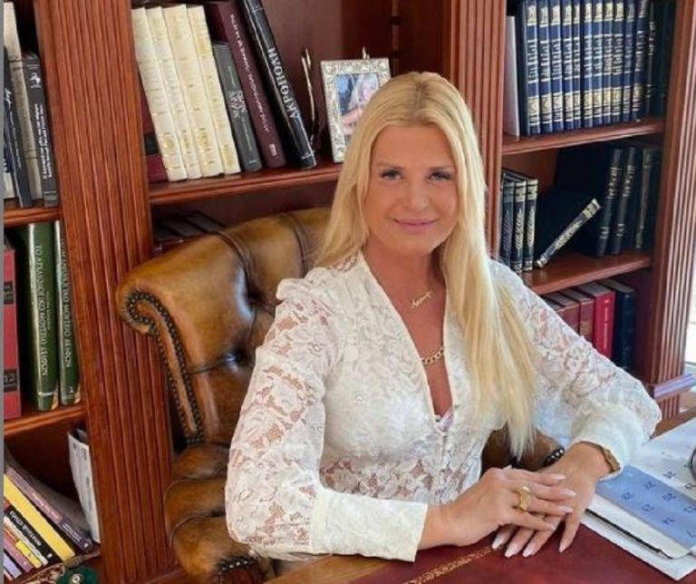 Μαρίνα Πατούλη: Την… χτύπησε ο κορωνοϊός (pic)   to10.gr