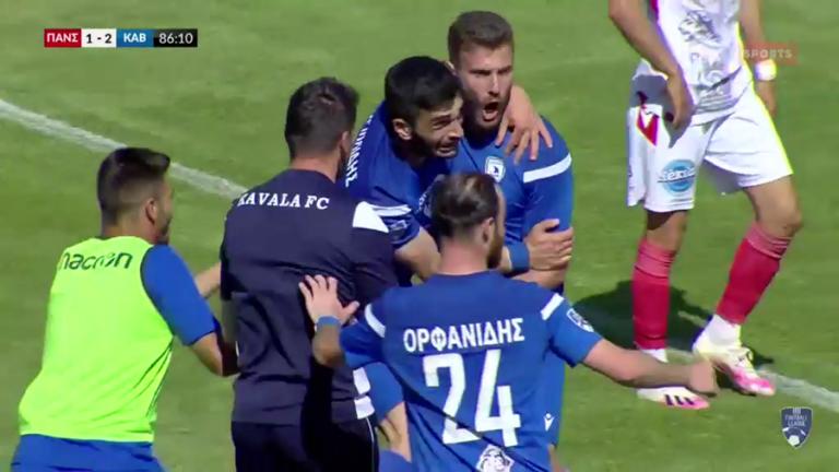 Πανσερραϊκός – Καβάλα 1-3 | to10.gr