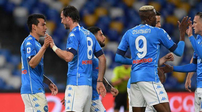 Νάπολι-Ουντινέζε 5-1 | to10.gr
