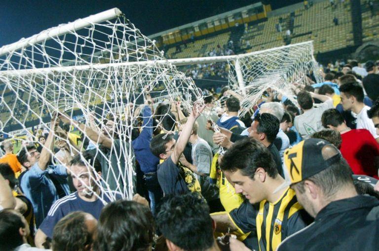 Όταν η ΑΕΚ αποχαιρετούσε το «Νίκος Γκούμας» (pics & vid) | to10.gr