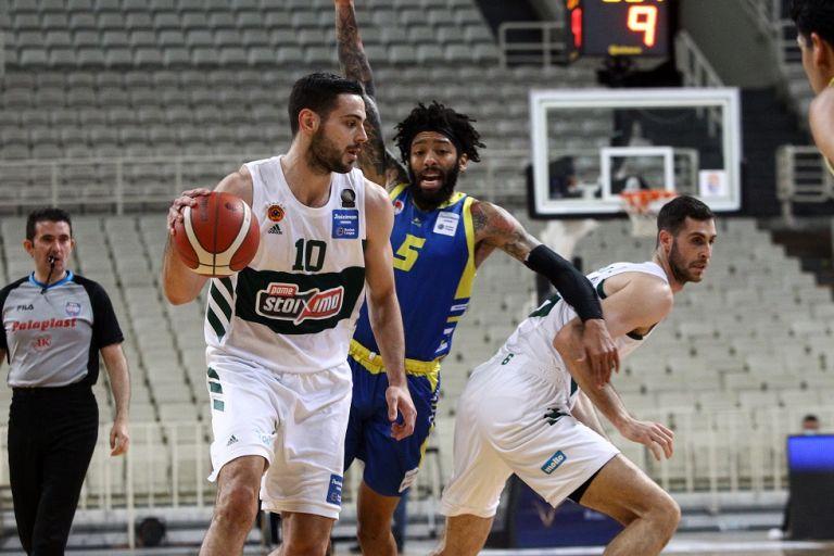 Παναθηναϊκός – Περιστέρι 88-62: Πήρε την πρόκριση για τα ημιτελικά ο Παναθηναϊκός   to10.gr