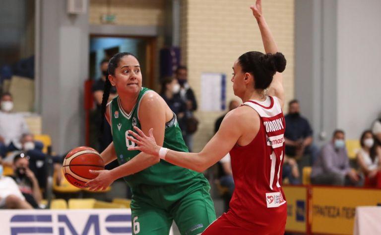 Α1 Μπάσκετ Γυναικών: Πρώτος τελικός για Ολυμπιακό και Παναθηναϊκό στο ΣΕΦ   to10.gr