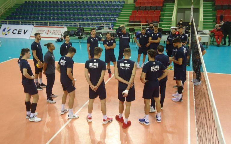 Εθνική Ανδρών: Έτοιμη για την πρεμιέρα με την Γεωργία (07/05, 17.30) | to10.gr