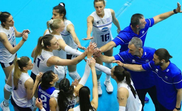 Αναχωρεί για το Γκρατς η Εθνική Γυναικών   to10.gr