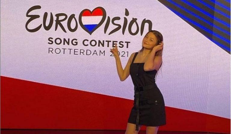 Eurovision 2021: Αποκάλυψη του εφέ της Ελλάδας με την Στεφανία Λυμπερακάκη να… πετά | to10.gr