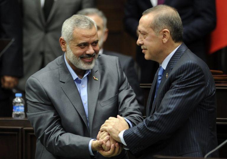 Μεσανατολικό: «Δάκτυλος» Ερντογάν στη Μέση Ανατολή – Ο εναγκαλισμός του «σουλτάνου» με τη Χαμάς   to10.gr