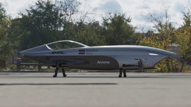 Airspeeder Mk3: Αιθέριο αγωνιστικό | to10.gr