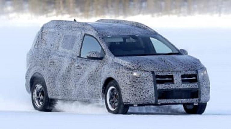 Επταθέσιο MPV με SUV έμπνευση ετοιμάζει η Dacia   to10.gr