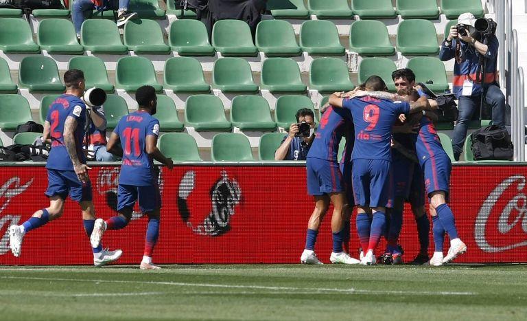 Ελτσε – Ατλέτικο Μαδρίτης 0-1 (vid) | to10.gr