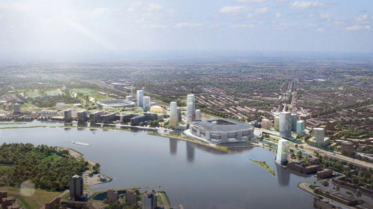 Η Φέγενορντ χτίζει «παλάτι» αξίας… 442 εκατ. ευρώ (pics)   to10.gr
