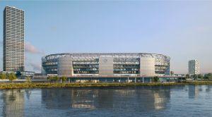Feyenoord Stadium by OMA 00
