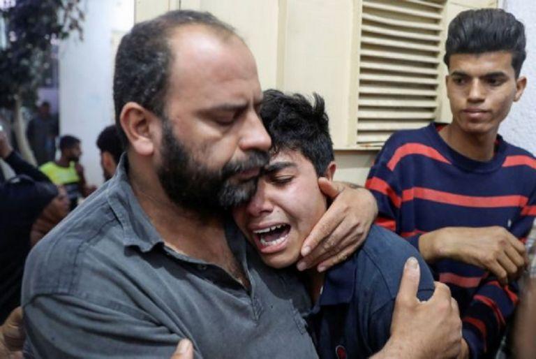 Λωρίδα της Γάζας: Στους 20 οι νεκροί και στους 65 οι τραυματίες από τους βομβαρδισμούς   to10.gr