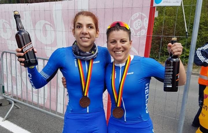 Δεύτερη θέση για την Ελ Λατίφ στην Φλάνδρα, χάλκινο μετάλλιο για το tandem των Σταμάτη/Μηλάκη | to10.gr