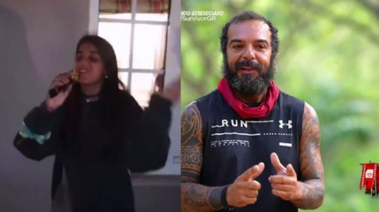 «Survivor»: Η Άννα Μαρία τραγουδά Τριαντάφυλλο και ρίχνει το Instagram | to10.gr