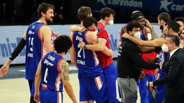 Πέρασε στο Final 4 η Εφές, 88-83 τη Ρεάλ Μαδρίτης | to10.gr