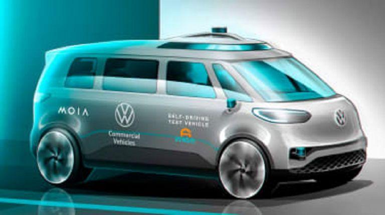 Αυτόνομη οδήγηση επιπέδου 4 για το VW ID. Buzz | to10.gr