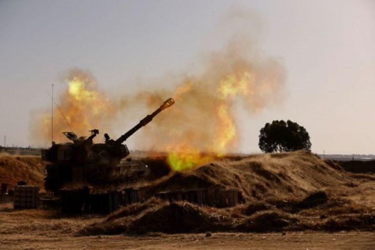 Λωρίδα της Γάζας: Σφοδρές συγκρούσεις και «πρόβες» Ισραηλινών για χερσαία επέμβαση   to10.gr