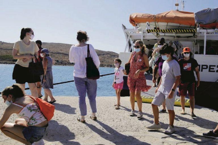 Κορωνοϊός: Ανοίγει ο δρόμος για την κατάργηση της μάσκας σε εσωτερικούς χώρους   to10.gr