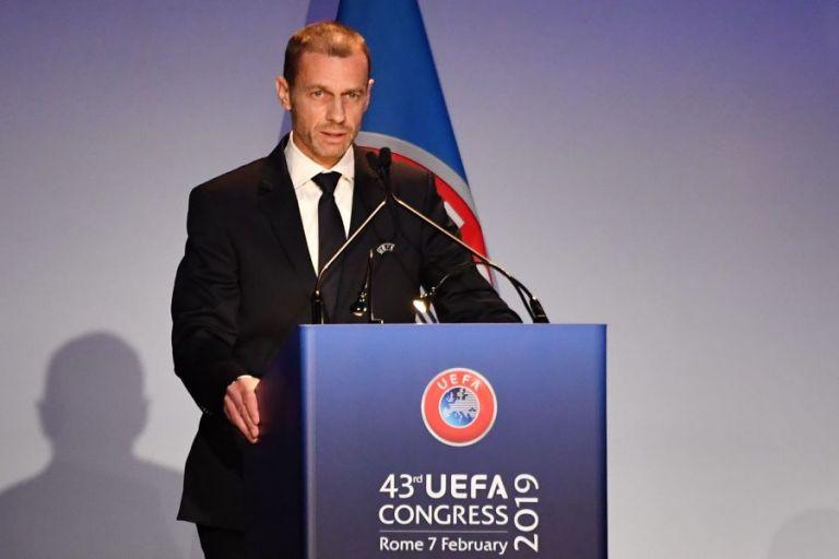 UEFA: Συμφωνία με 7 συλλόγους της ESL για μειωμένη ποινή   to10.gr
